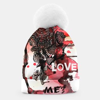 Thumbnail image of Can You Love ME Beanie, Live Heroes