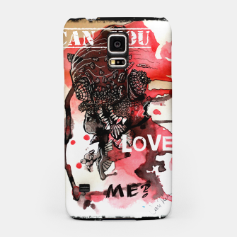 Thumbnail image of Can You Love ME Samsung Case, Live Heroes