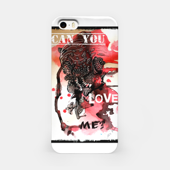 Thumbnail image of Can You Love ME iPhone Case, Live Heroes