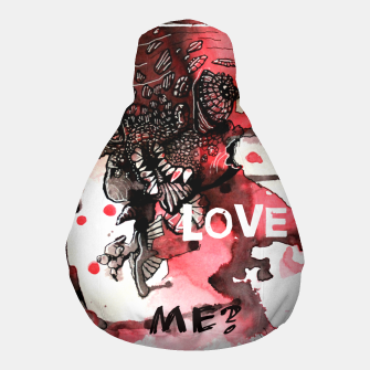 Thumbnail image of Can You Love ME Pouf, Live Heroes