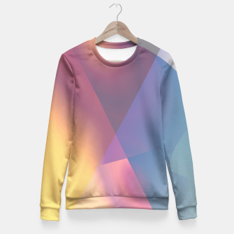 Sunset Fitted Waist Sweater thumbnail image