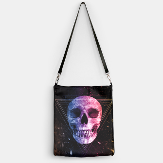 Thumbnail image of Skull/Triangle Handbag, Live Heroes