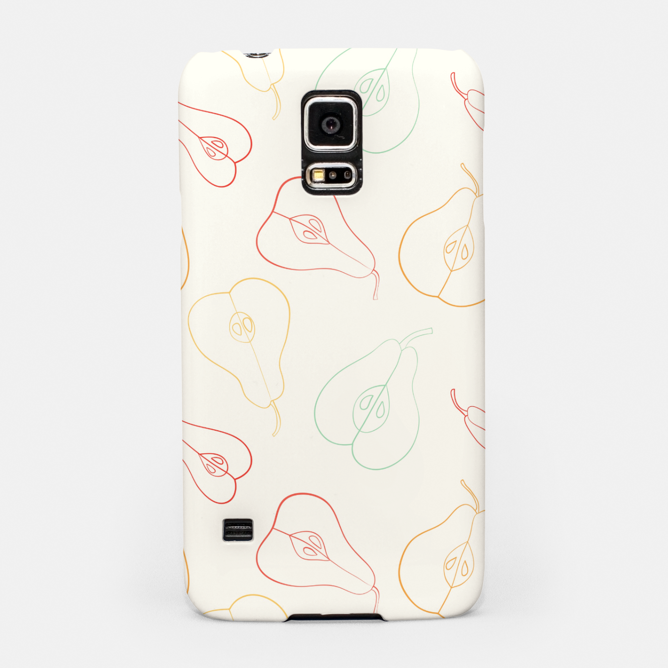 Image of Pears Samsung Case - Live Heroes