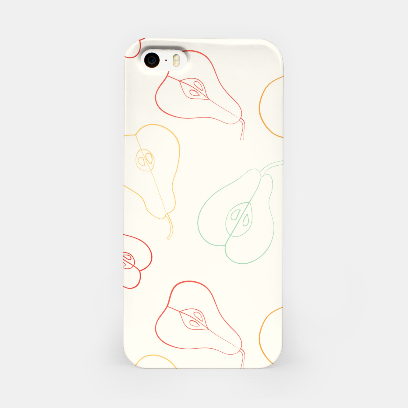 Image of Pears iPhone Case - Live Heroes