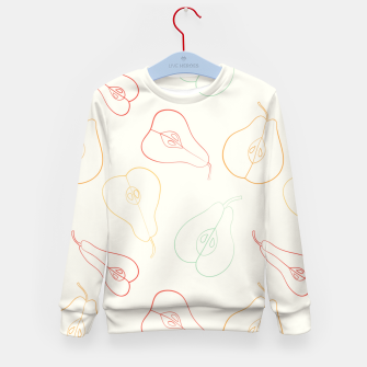 Thumbnail image of Pears Kid's Sweater, Live Heroes