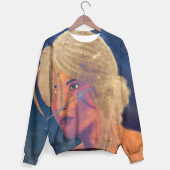 Thumbnail image of Ciri The Witcher 3 Wild Hunt Fanart Attempt Sweater, Live Heroes