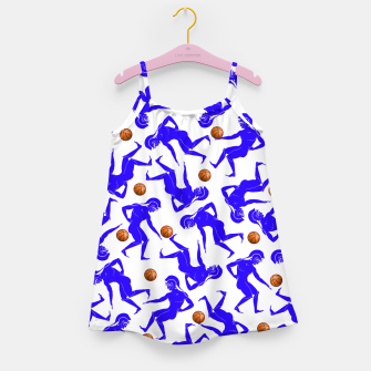 Thumbnail image of Hoplites blue white Kid Dress, Live Heroes