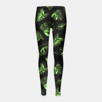 Thumbnail image of Hydrangea kids Leggings, Live Heroes