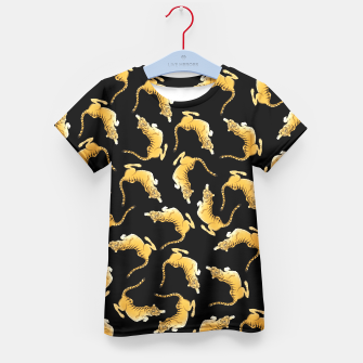 Thumbnail image of Tiger Kid's T-shirt, Live Heroes