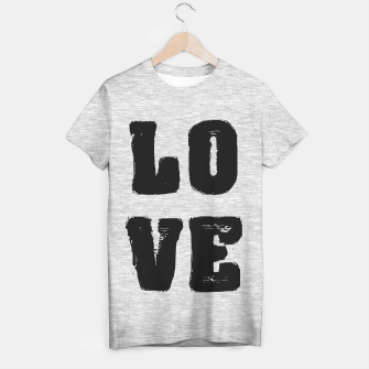L.O.V.E T-shirt regular thumbnail image