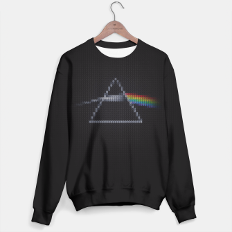 Miniature de image de The Dark Side of The Ugly Christmas Sweater (Cool Dark Side of the Moon Music Parody) T-Shirt Sweater, Live Heroes
