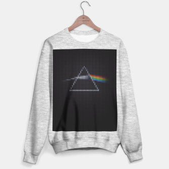 Miniature de image de The Dark Side of The Ugly Christmas Sweater (Cool Dark Side of the Moon Music Parody) T-Shirt Sweater regular, Live Heroes
