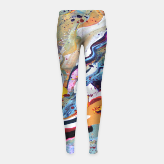 Dreams Girl's Leggings thumbnail image