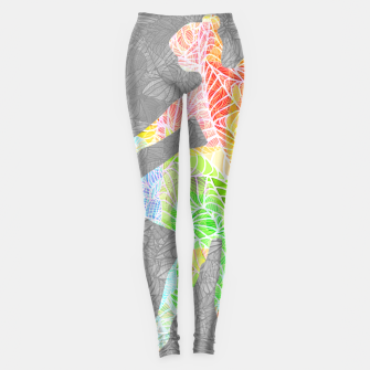 Thumbnail image of blt2 Leggings, Live Heroes