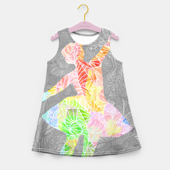Thumbnail image of blt2 Girl's Summer Dress, Live Heroes