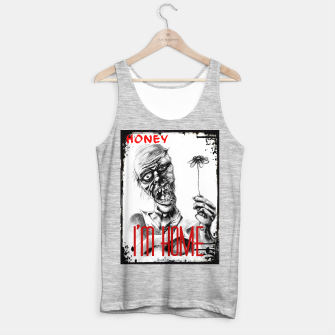 Thumbnail image of Honey I'm Home Tank Top regular, Live Heroes