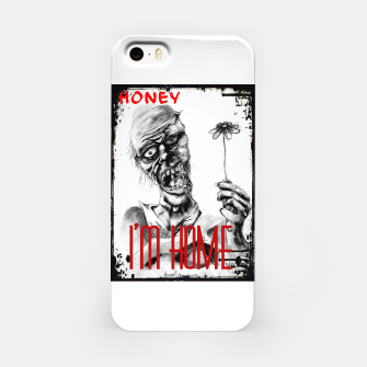 Thumbnail image of Honey I'm Home iPhone Case, Live Heroes
