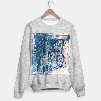 Chrome (action painting) Sweater regular thumbnail image