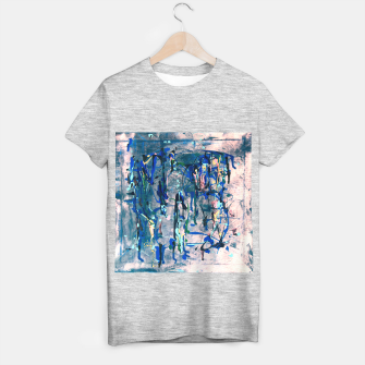Chrome (action painting) T-shirt regular miniature