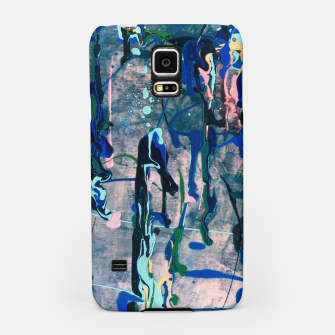 Chrome (action painting) Samsung Case thumbnail image