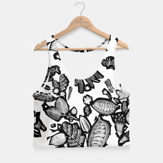 Thumbnail image of Flora Crop Top, Live Heroes