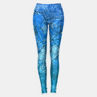 Thumbnail image of fbb Leggings, Live Heroes