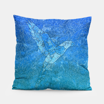Thumbnail image of fbb Pillow, Live Heroes