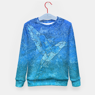 Thumbnail image of fbb Kid's Sweater, Live Heroes