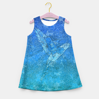 Thumbnail image of fbb Girl's Summer Dress, Live Heroes