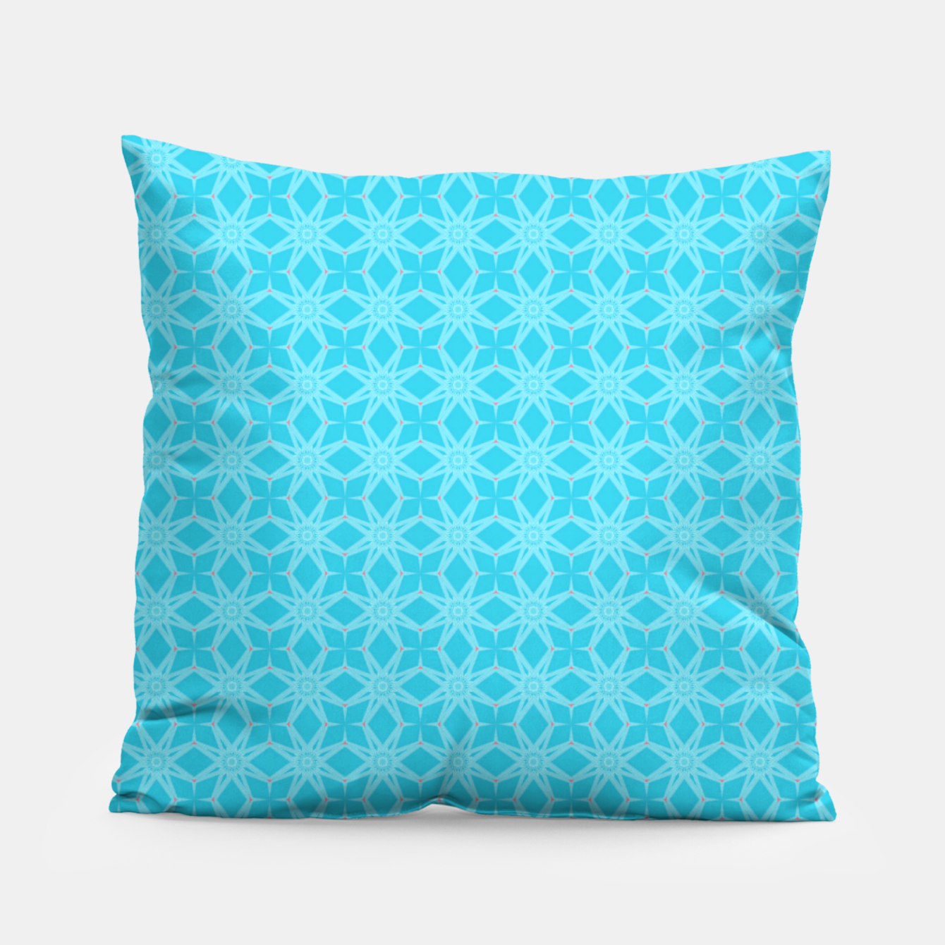 Image of Blue Star Pillow - Live Heroes