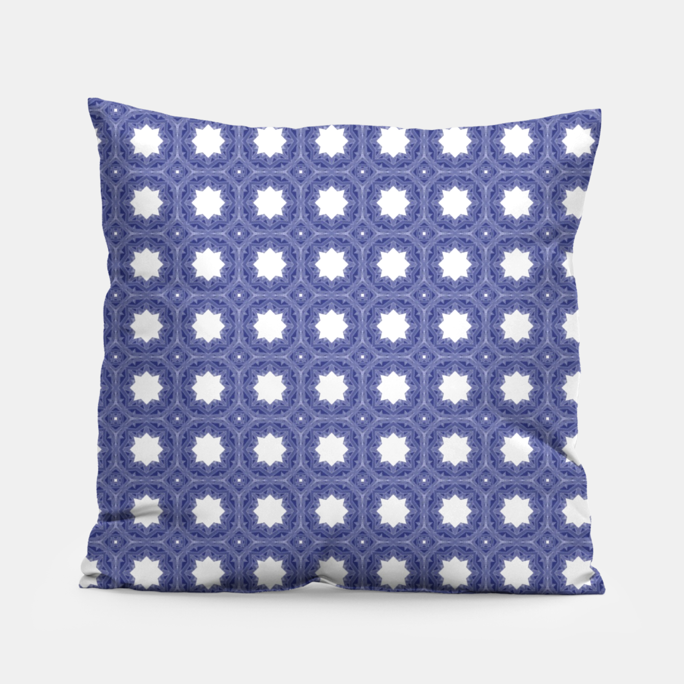 Image of Darkblue  Pillow - Live Heroes