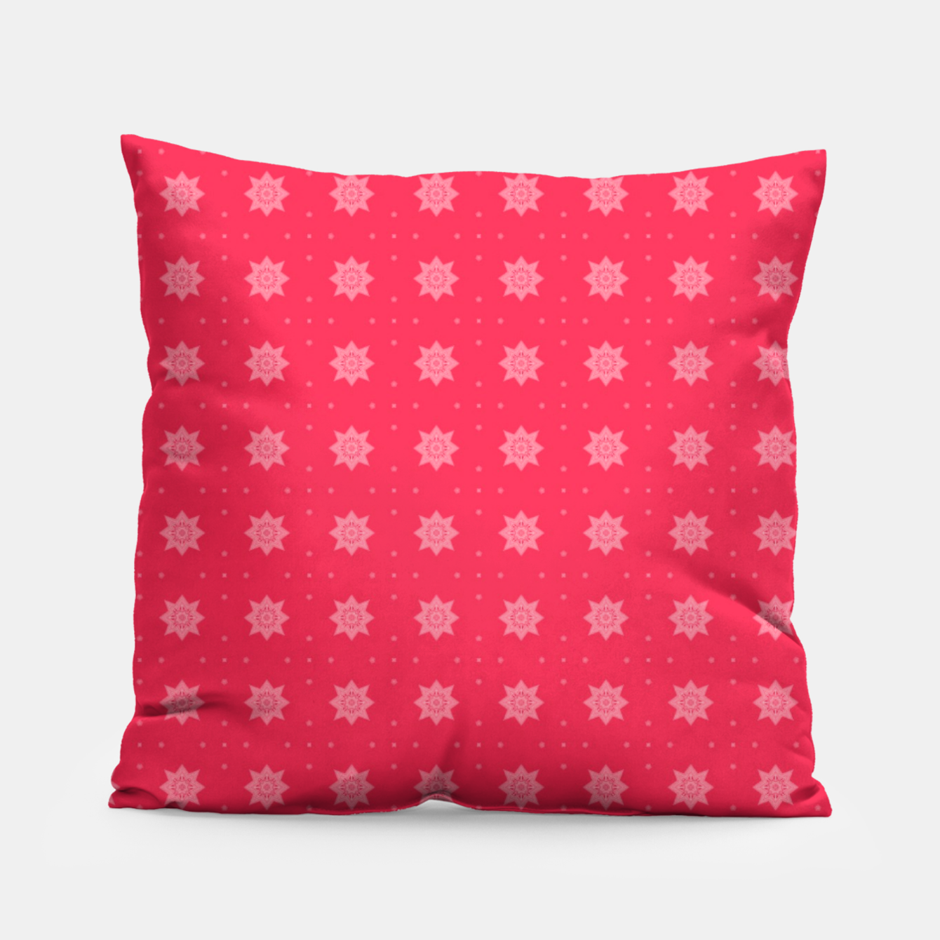 Image of Red Love  Pillow - Live Heroes