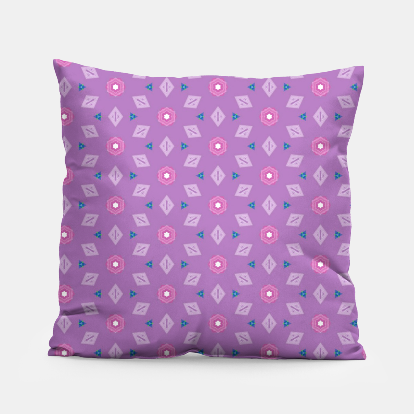 Image of Purple Dreams  Pillow - Live Heroes