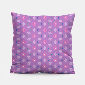 Thumbnail image of Purple Dreams  Pillow, Live Heroes