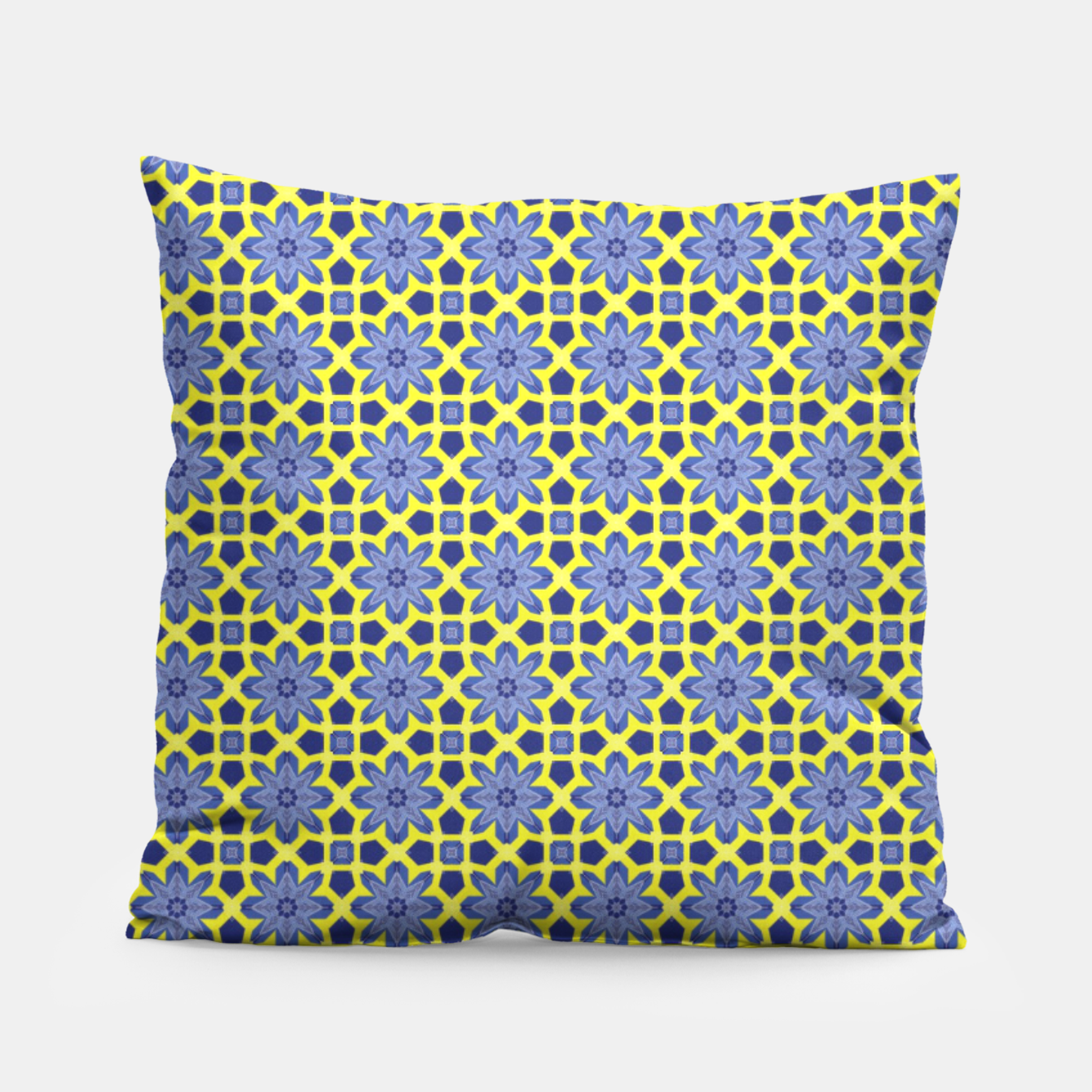 Image of Sunny days  Pillow - Live Heroes