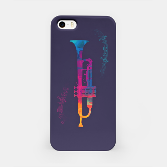 Thumbnail image of Trumpet Color iPhone Case, Live Heroes