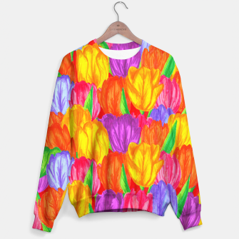 Thumbnail image of Tulip Sweater, Live Heroes