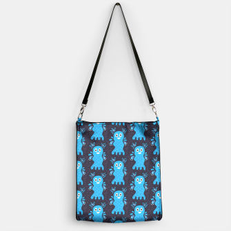 Cute Happy Sea Creature Handbag thumbnail image