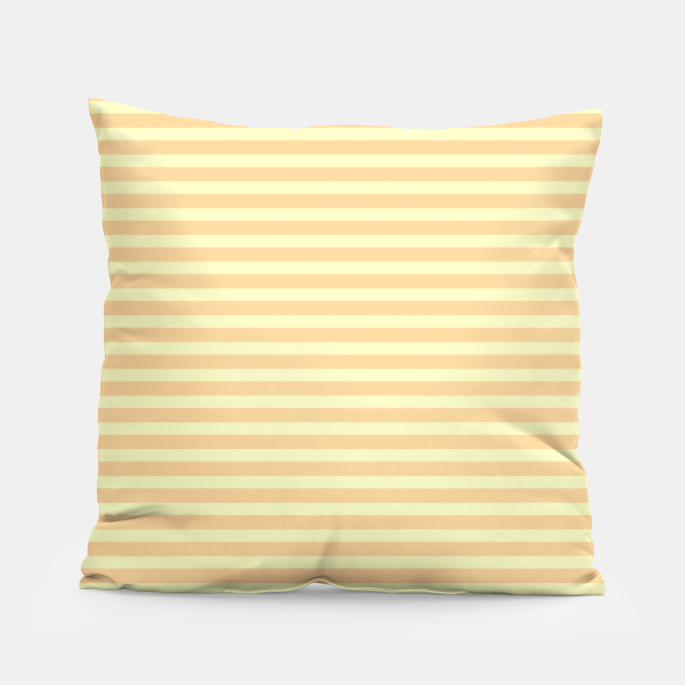 Image of Vintage Stripes  Pillow - Live Heroes