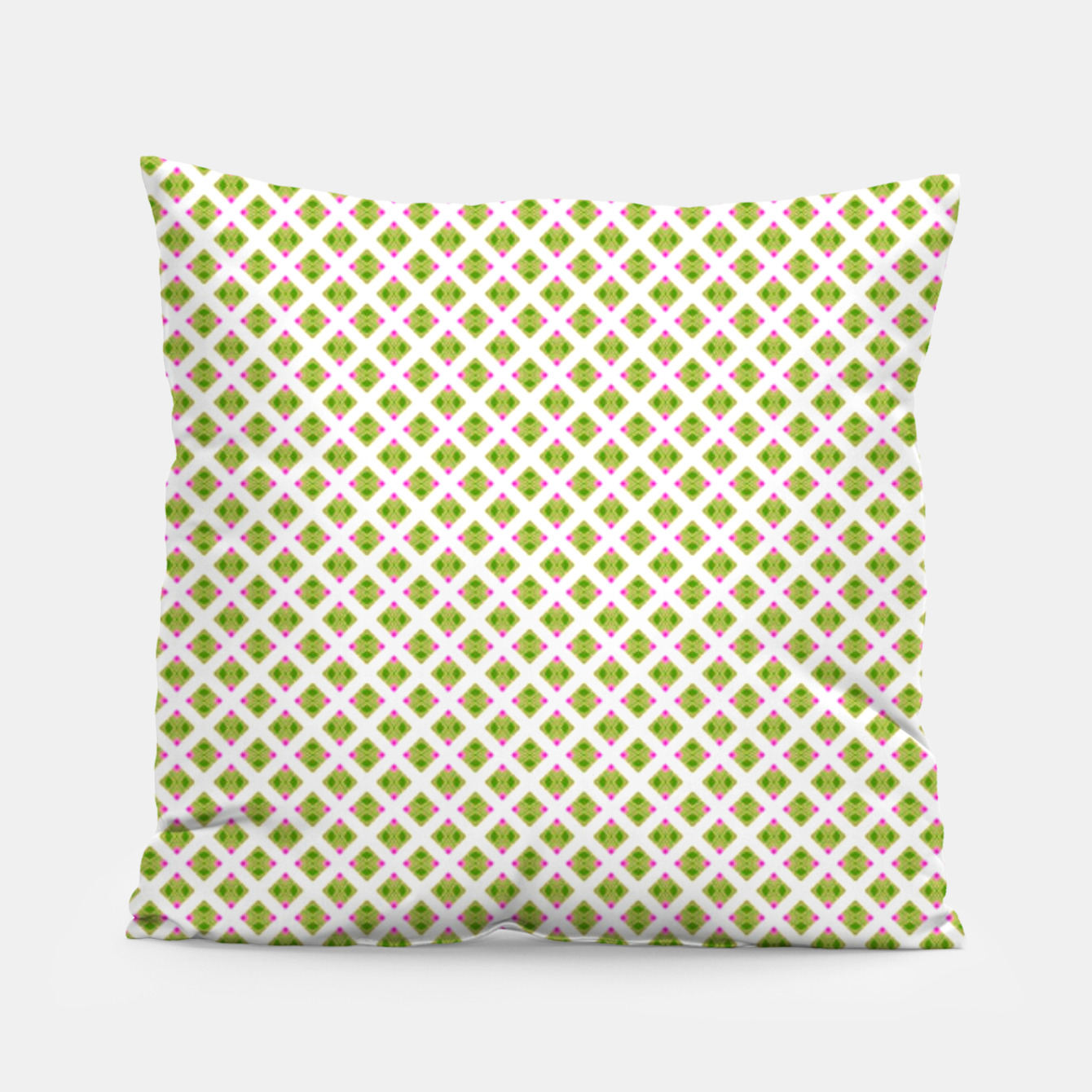 Image of Summer green   Pillow - Live Heroes