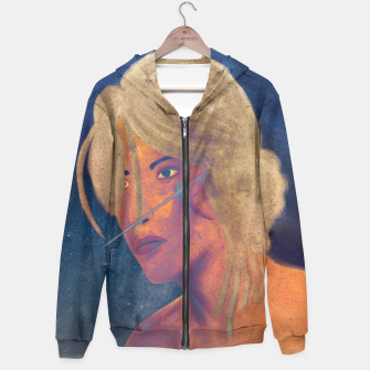 Thumbnail image of Ciri The Witcher 3 Wild Hunt Fanart Attempt Hoodie, Live Heroes