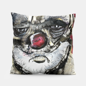 Thumbnail image of Happy Now Pillow, Live Heroes