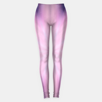 Thumbnail image of Destination approaching  Leggings, Live Heroes