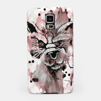 Thumbnail image of wolf in me  Samsung Case, Live Heroes
