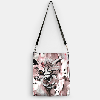 Thumbnail image of wolf in me  Handbag, Live Heroes