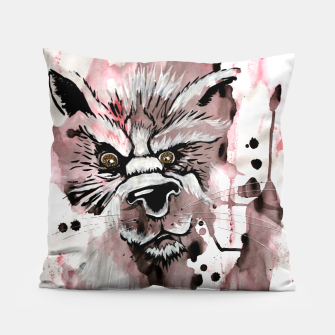 Thumbnail image of wolf in me  Pillow, Live Heroes