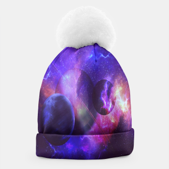 Thumbnail image of Planetary wings  Beanie, Live Heroes