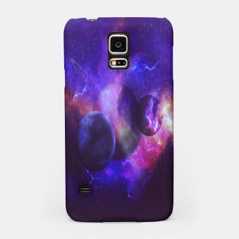 Thumbnail image of Planetary wings  Samsung Case, Live Heroes