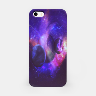 Thumbnail image of Planetary wings  iPhone Case, Live Heroes