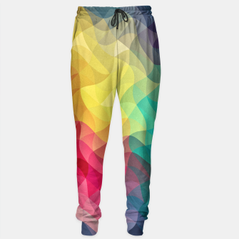 Miniature de image de Abstract Color Wave Flash Sweatpants, Live Heroes